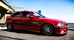 SUPERCHARGED BMW E36 Compact Ryde Ryde Area Preview