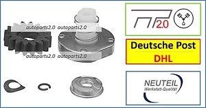 Anlasser Reparatursatz für 16 Zahn Ritzel Briggs & Stratton 497606, 696541
