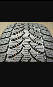BRIDGESTONE BLIZZAK 20 inch 245/40/20 winter tires  West Island Greater Montréal image 1