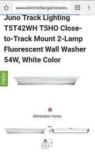 commercial fluorescent track lighting wall wash light fixtures Edmonton Edmonton Area image 1