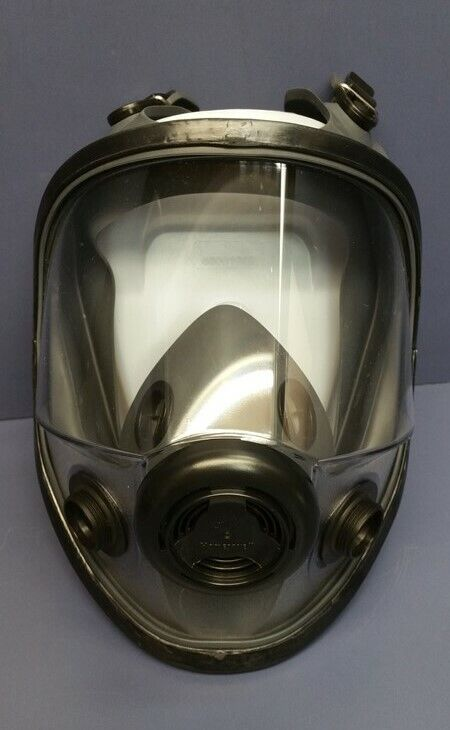 Honeywell North Z54001 Full Respirator Facepiece Medium/Large