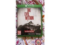 Pre-owned The Evil Within xbox one