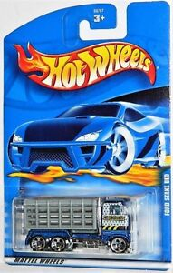 Hot Wheels 1/64 Ford Stake Bed Diecast Car