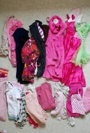 Girls 5 - 6 years clothing bundle