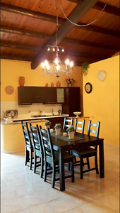 Two Rustic Townhouses in Sicily for Rent