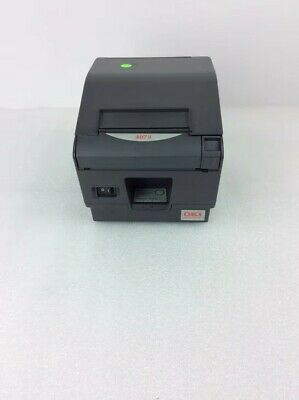 Star Micronics Thermal Pos Parallel Interface Receipt Printer Tsp700 Wo Adapter