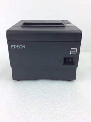 Epson Tm-t88v M244a Thermal Receipt Printer W Power Supply