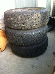215/65-R16 Arctic Claw M & S Winter tire on rims 250.00 West Island Greater Montréal image 3