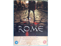 Rome Complete First Season DVD box set