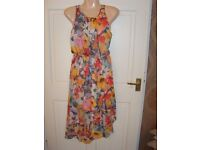 Multicoloured dress by Atmosphere (used) size 12