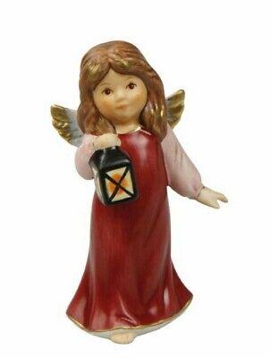 Un Luz Brillante Figura Goebel Navidad Ángel Para Portal de Ángeles 41445297