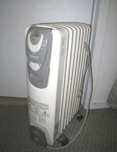 $60 and $70 Great working 2 Oil filled Heaters, 600/900/1500 W
