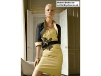 Mother of the Bride Outfit by Linea Raffaelli.