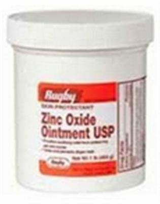Rugby Zinc Oxide Ointment 1 lb