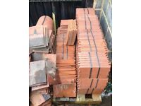 New and used Rosemary roof tiles