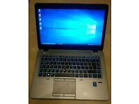 HP elitebook business grade laptop