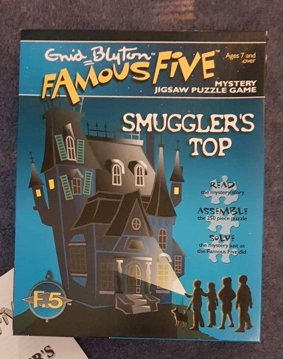 Famous Five Puzzle