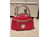 Red L.Y.D.C handbag