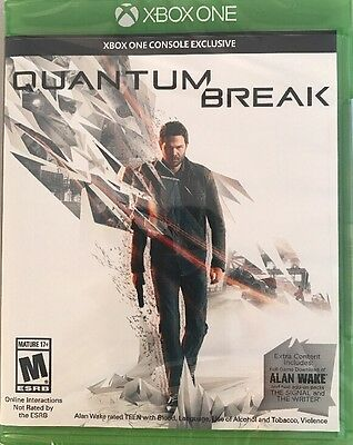 Quantum Break for Microsoft Xbox One 2016 release year comprar usado  Enviando para Brazil