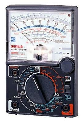 New Sanwa Sh-88tr Electric Analog Multitesters Multifunctional Analog Multimeter