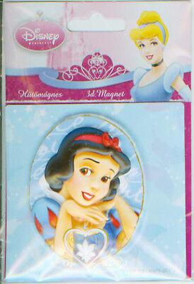 DISNEY Princess  Magnet  8,0 x 8,5 cm  Kühlschrankmagnet neu/OVP