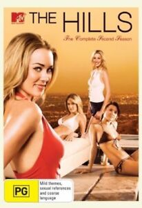 The Hills : Season 2 (DVD, 2008, 3-Disc Set) New & Sealed