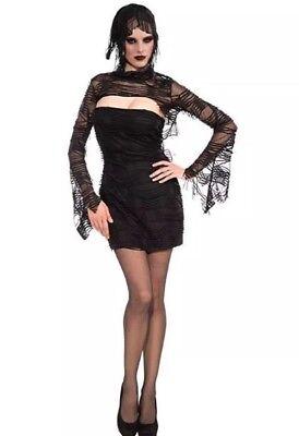 Forum Novelties Women's Dead Sexy Vampire Witch Gothic Halloween Costume One Sz