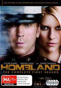 HOMELAND : SEASON 1 : NEW DVD