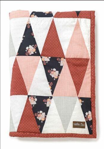 Matilda Jane Joanna Gaines Bringing Home Baby Quilt OS Brand New