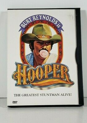 HOOPER (Burt Renyolds) Full Sreen [New DVD] Snapcase