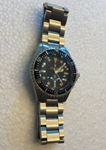 Steinhart Ocean One Vintage Military Snowflake Hands Automatic Watch