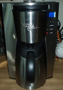 Coffee Makers with Stainless Steel Thermal Carafe