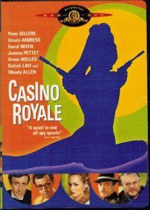 Woody Allen's Casino Royale DVD