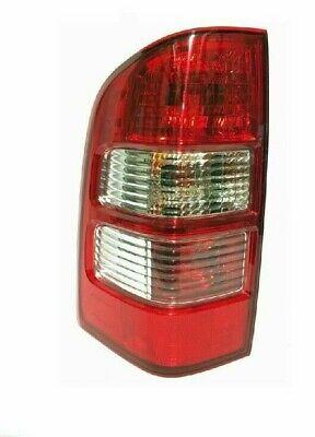 Rear Light for Ford Ranger Left pickup tail lamp LH N/S 2006-2009 + Bulbs + Loom
