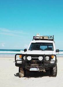 Toyota LandCruiser Troopcarrier - campervan Broome Broome City Preview