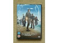 Star wars rogue one dvd new and sealed