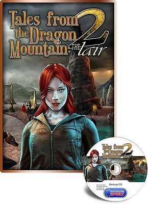 Tales From The Dragon Mountain 2 - The Lair - PC - Windows XP / VISTA / 7 / (Tales From The Dragon Mountain 2 The Lair)