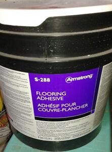 Armstrong Premium S-288 Floor Adhesive 4 Gal