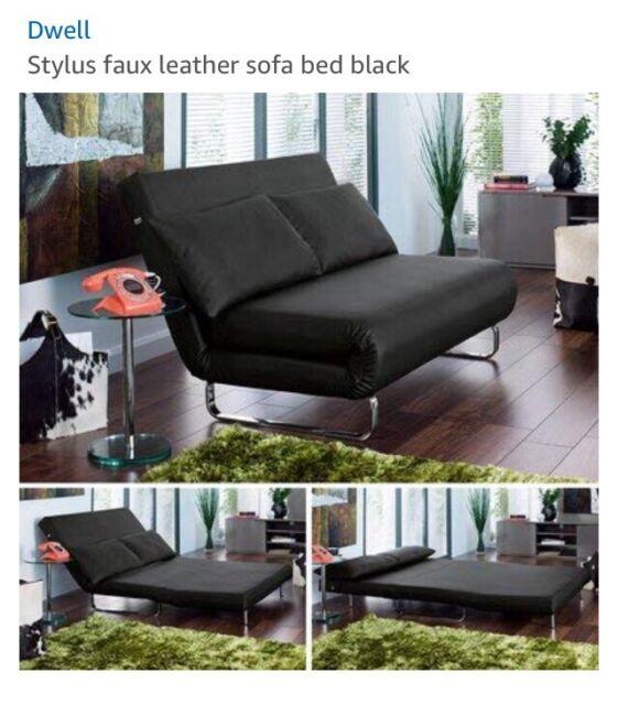 Remarkable Brand New Dwell Sofa Bed In Penicuik Midlothian Gumtree Inzonedesignstudio Interior Chair Design Inzonedesignstudiocom