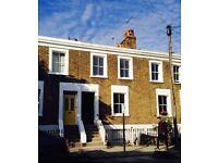 Double room in beautiful refurbished period 4 bedroom house in Hackney