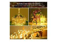 [220 LED] Fairy Lights Mains Powered, 25M