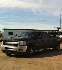 2011 Chevrolet C/K Pickup 3500 Dually Pickup Truck