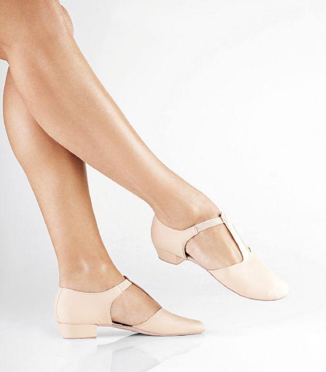 So Danca MDE03 Griechische Sandale Damen Charakter Swing Tanz Schuhe rosa