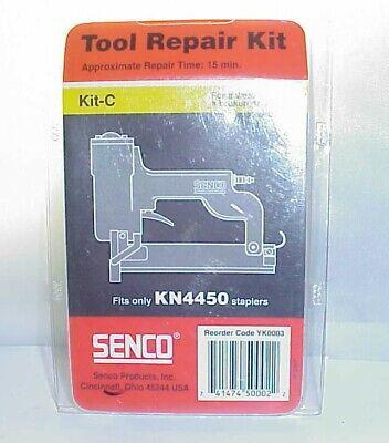 Senco Yk0003 Kit C For Kn4450 Staplers Only W Weak Broken Driver- New