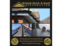 ROOFING & FLAT ROOFING, trusted tradesmen