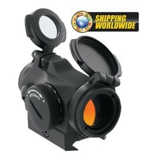 New 2018 Aimpoint Micro T-2 T2 2MOA NV Red Dot Sight with Standard Mount 200170
