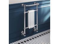 Brand New 1/2 price traditional towel radiator