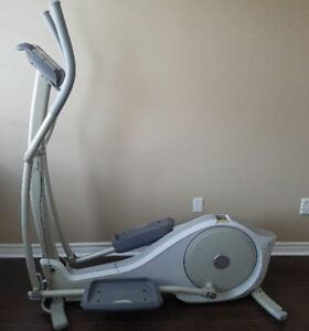 Quality Space Saving Folding Elliptical. New with Manual.