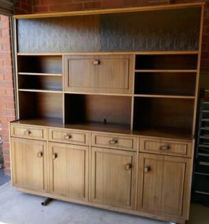 Wall Unit | Cabinets | Gumtree Australia Geelong City - Hamlyn ...