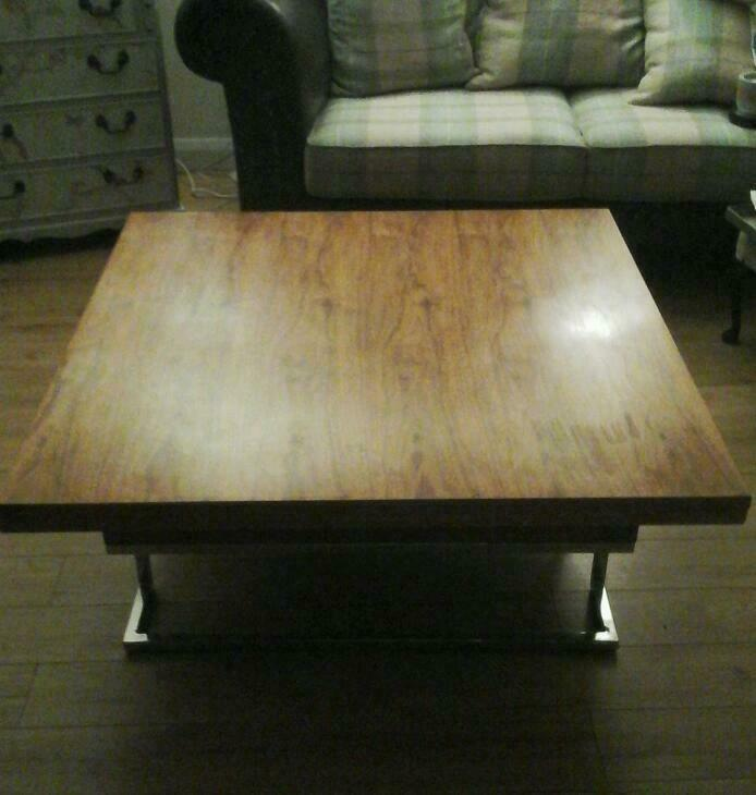 Dwell Convertible Coffee Table Dining Table In Southside Glasgow Gumtree